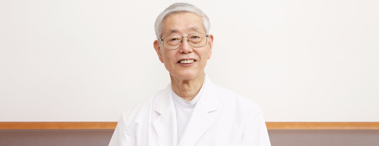 院長:医学博士 中島 米治郎