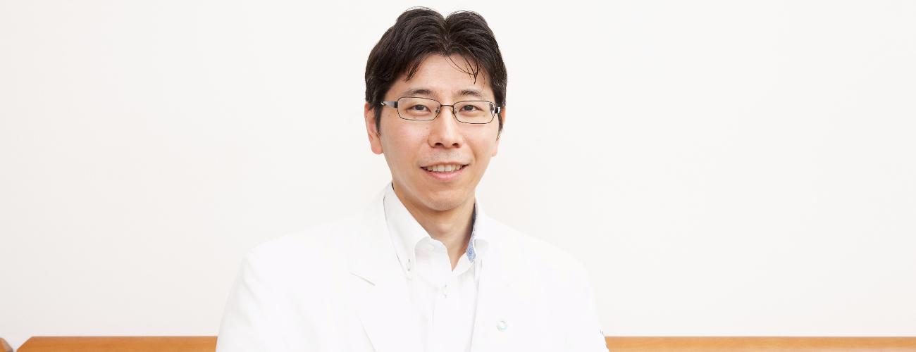 副院長:医学博士 中島泰(なかじまやすし)